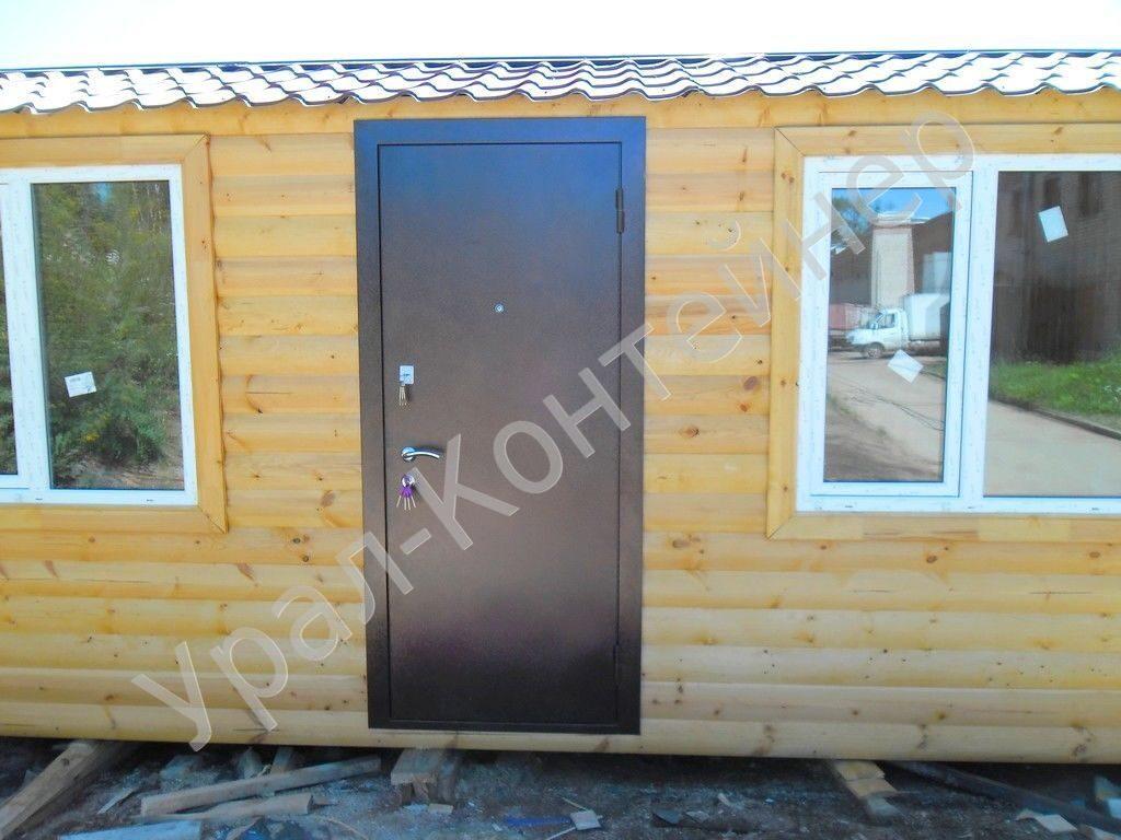 стальные двери для садового домика